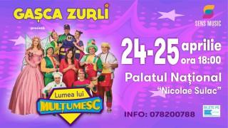 În premieră, Gașca Zurli va staționa, consecutiv, două zile în Chișinău