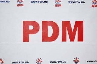 Ședință fulger a Consiliului Național Politic al PDM. Democrații anunță un briefing la ora 18.00