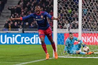 ȚSKA Moscova a produs surpriza la Lyon! Moscoviții s-au calificat în sferturile Ligii Europa