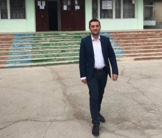 """A votat și Maxim Brăila, candidatul PPRM: """"Chișinăul trebuie să-și recapete imaginea de capitală europeană"""""""