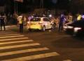 Accident grav în capitală. Un motociclist a ajuns la spital după ce s-a tamponat cu viteză într-un automobil