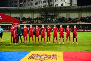 Amical exotic pentru naţionala Moldovei: echipa noastră se va duela cu Coreea de Sud