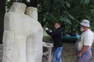 Autoritățile au decis: Sculpturi dedicate Marii Uniri la Ungheni
