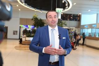 Avia Invest continuă reconstrucția globală a terminalului Aeroportului Internațional Chișinău
