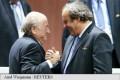 Blatter și Platini, suspendați provizoriu 90 de zile! Nu au voie să participe la niciun eveniment fotbalistic