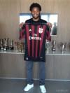 Brazilianul Luiz Adriano a fost transferat de AC Milan de la Şahtar Doneţk