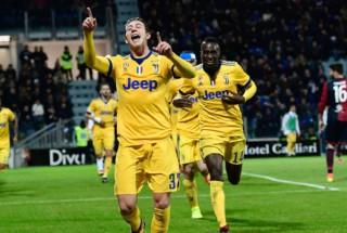 (video) Cagliari 0-1 Juventus: Moldoveanul Artur Ioniță a fost titular în partida cu campioana Italiei