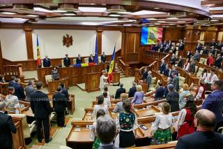 Câte moțiuni simple au fost examinate în Parlament în 2017: Niciuna nu a trecut