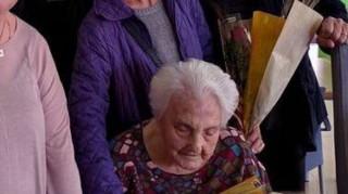 Cea mai bătrână persoană din Europa a murit la vârsta de 116 ani