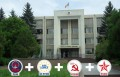 Coaliție PD, PPEM-Iurie Leancă, PCRM și PSRM pentru alegerea noului președinte în Nisporeni
