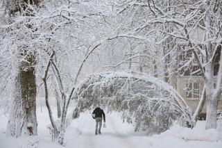 Cod Galben de ninsori pentru următoarele zile: Temperaturile vor ajunge până la -11 grade Celsius
