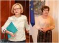 Comunista Elena Bodnarenco şi liberal-democrata Maria Ciobanu au fost citate de CNA în cazul coruperii deputaților