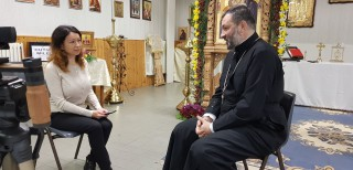 Condițiile în care activează preoții basarabeni în Italia