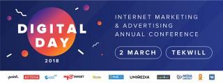 Conferința DigitalDay 2018: afla totul despre publicitate în Moldnet!