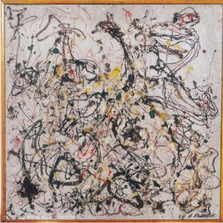 Confruntat cu dificultăți financiare, un muzeu brazilian a decis să vândă un tablou de Pollock estimat la 25 de milioane de dolari