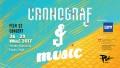 CRONOGRAF&MUSIC- seri cu muzică și film pe strada pietonală