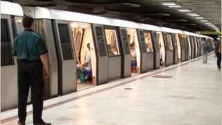 Două incidente noi la metroul din București. Două femeie au reclamat că au fost ameninţate în staţie