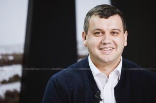 """Eugen Tomac: """"Destinul Republicii Moldova este să fie împreună cu România"""""""