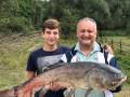 Fostul ministru al mediului, despre peștele prins de șeful statului: În fotografie peştele este mort și a fost scos cu mult înainte