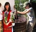 (foto) A schimbat civilizația pe provincie. Povestea unei americance care trăiește într-un sat din Hâncești: Îmi plac vișinele și să alerg pe dealuri