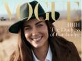 (foto) Kate Middleton a pozat pentru Vogue