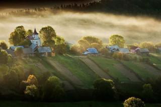 (foto) Locuri din România care fac o reală concurenţă satelor de vis din Europa