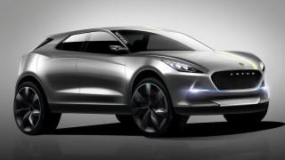 (foto) Lotus îşi face primul SUV din istorie şi ar putea folosi platforma lui Volvo XC60