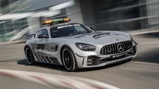(foto) Mercedes-AMG a făcut cel mai puternic şi mai rapid Safety Car folosit vreodată în Formula 1