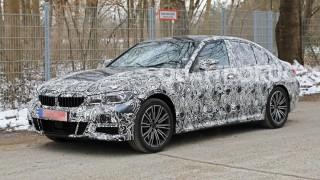 (foto) Noul BMW Seria 3 G20 are un design final! Îl aşteptăm doar să debuteze în acest an