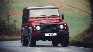 (foto) Premieră: Cel mai puternic Land Rover Defender Works V8 va fi făcut în 150 de exemplare