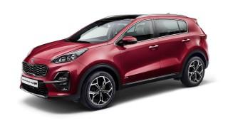 (foto) Premieră europeană – KIA Sportage facelift devine primul model al mărcii cu unitate diesel mild-hybrid