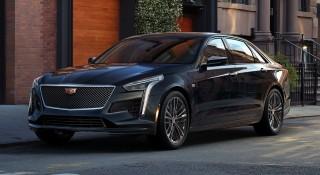 (foto) Premieră: Noul Cadillac CT6 V-Sport este un sedan cu 557 CP şi are cele mai mari discuri de frână
