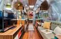 (foto) Rulota de 200.000 de euro: Recondiţionată pentru a arăta ca un apartament modern