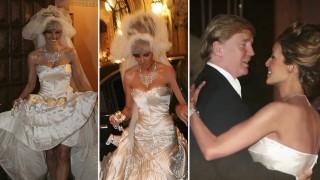 (foto) Suma enormă pentru nunta Melaniei cu Donald Trump. Numai rochia miresei a costat 100.000 de dolari