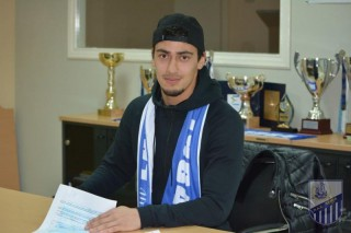 (foto) Un nou început! David Andronic a debutat în tricoul echipei elene PAS Lamia