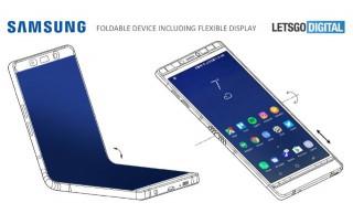 (foto)Galaxy X, primul smartphone Samsung cu ecran pliabil, ar putea intra în producţie până la finalul acestui an