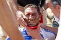 (galerie foto) Imagini de groază de la etapa a treia a Turul Franței