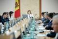 (galerie foto) Prima ședință a Guvernului în exercițiu, prezidată de Natalia Gherman