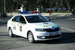 INP anunţă despre peste 1440 de încălcări în trafic în zilele de 13-14 ianuarie