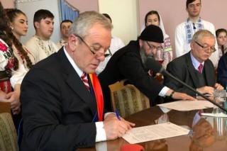 Județul Buzău a votat unirea cu Republica Moldova