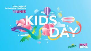 KIDS DAY: Hai să sărbătorim copilăria vesel și colorat!