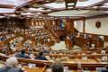 (video/update) Şedința Parlamentului: Viceministra Educației prezintă raportul activității Ministrului cu privire la BAC 2017