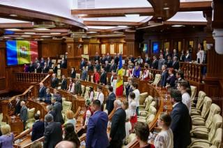 (video/update) După aproape zece ore, ședința Parlamentului a luat sfârșit. Legea bugetului, votată în lectură finală