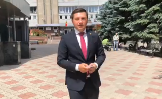 """(video) Constantin Codreanu a votat departe de ochii presei: """"Mi se pare o ipocrizie maximă tot ce au făcut politicienii astăzi"""""""