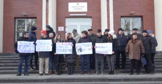 """(video) Flashmob organizat de PAS, față de """"tărăgănarea dosarului Șor"""": """"Este una intenționată"""""""