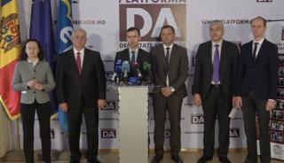 """(video) Platforma DA condamnă """"știrile false"""" răspândite la adresa lui Andrei Năstase, de instituțiile media afiliate lui Vlad Plahotniuc"""