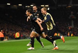 Manchester United 1-2 Sevilla: Wissam Ben Yedder a adus tăcerea pe Old Trafford