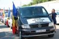 Marș automobilistic în capitală! Șoferii protestează față de parcările cu plată și amenzile majorate