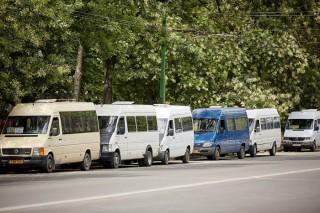 Microbuzele din Chișinău care nu au susţinut testarea tehnică vor fi interzise