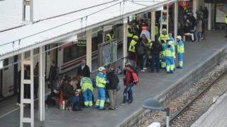 Ministerul de Externe, despre accidentul feroviar din Spania: Este indicat numărul de telefon de la Ambasadă